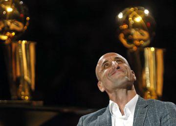 El tributo al 20 de Ginóbili emociona a toda la NBA