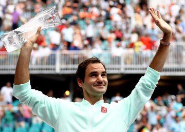 La excepción es Federer