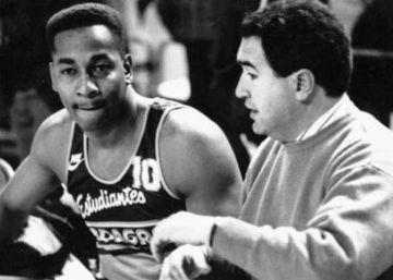 Paco Garrido, el legado del profesor que entrenó a David Russell