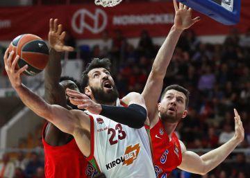 El Baskonia completa el trío de equipos españoles en los cuartos de la Euroliga