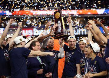 Virginia Cavaliers, campeón de la NCAA tras ganar a Texas Tech en la prórroga (85-77)