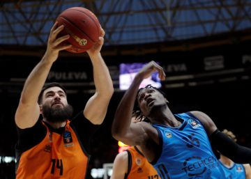 El Valencia encamina la Eurocup ante el Alba de Berlín