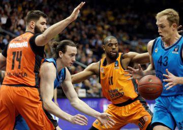 El Valencia Basket no apuntilla al Alba de Berlín