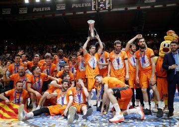 El Valencia conquista su cuarta Eurocup