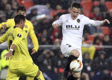 El Valencia apuntilla al Villarreal