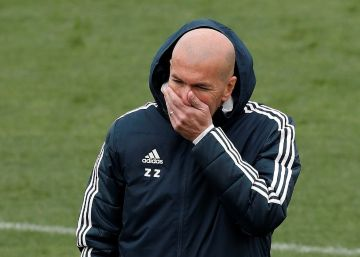 """Zidane: """"No estoy quemado"""""""