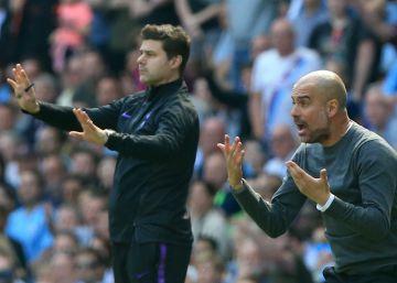 El City sufre hasta el final y asegura media Premier ante el Tottenham