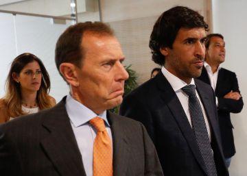 Raúl entrenará al Castilla la próxima temporada