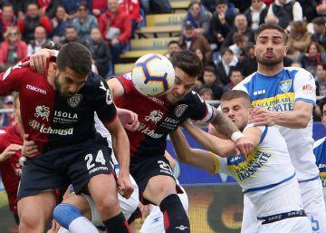 La trama Oikos amañó el Cagliari-Frosinone de la Serie A italiana