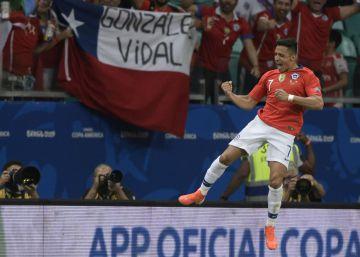 Chile está de regreso