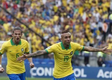 Brasil levanta el vuelo