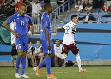 México batalla contra Martinica, la selección sin país ni dinero