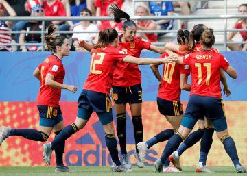 España cae eliminada del Mundial tras dar una gran imagen ante Estados Unidos (1-2)