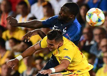 Francia será el rival de españa en las semifinales del Europeo sub-21