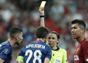 Frappart: fueras de juego milimétricos y un penalti crítico
