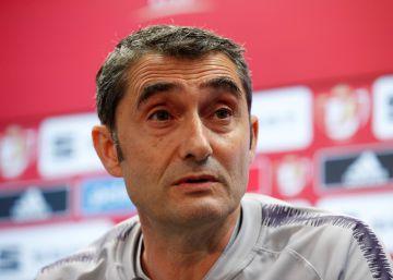 """Valverde: """"Es un inconveniente empezar la Liga sin la plantilla cerrada"""""""