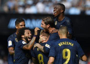 El Madrid reanima hasta a Bale