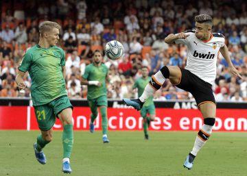La Real castiga al Valencia en el minuto 100