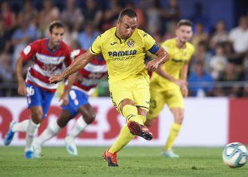 Villarreal y Granada se olvidan de defender