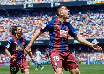 El Eibar y su sexta temporada en Primera