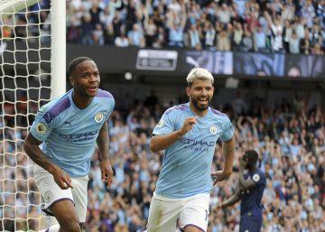 Al City se le atraganta el Tottenham