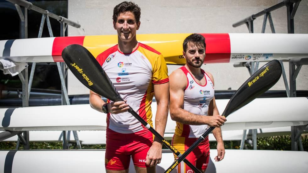 Paco Cubelos e Íñigo Peña, el dúo de los machacas | Deportes | EL PAÍS