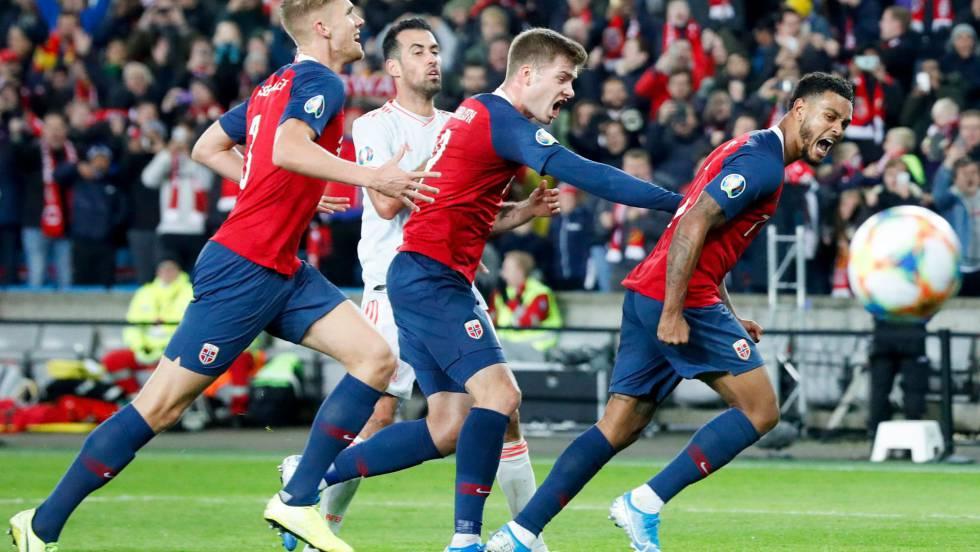 amplia selección de colores y diseños Descubrir colección de descuento Clasificación Eurocopa 2020: Chasco merecido para España en ...