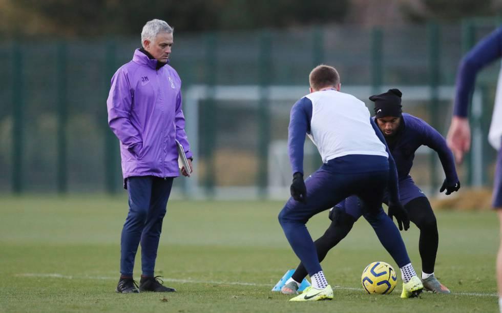 Mourinho al Tottenham, experimento límite   Deportes   EL PAÍS