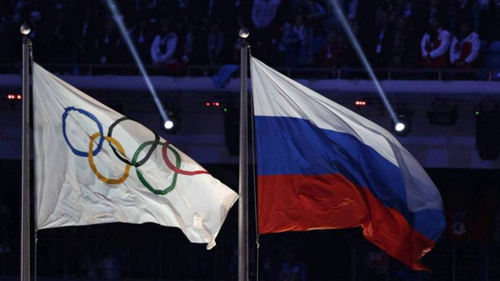 Rusia rechaza ante AMA expulsión del deporte internacional