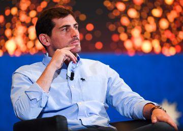 Casillas se presenta a la presidencia de la Federación de Fútbol