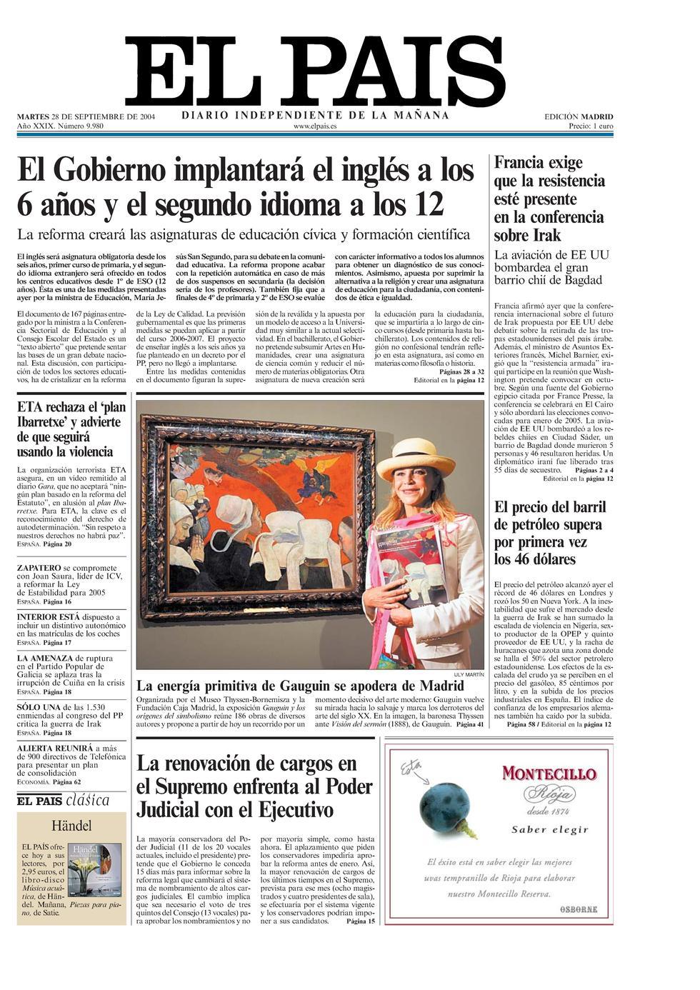 El vaivén de las amígdalas   Edición impresa   EL PAÍS