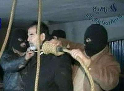 Resultado de imagen para sadam husein muerto
