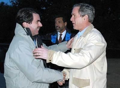¿Cuánto mide José María Aznar? 1190757602_850215_0000000000_sumario_normal