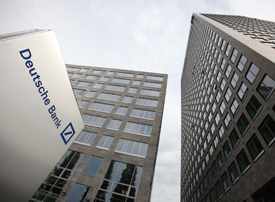 Resultado de imagen para El gigante Deutsche Bank en serios apuros