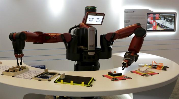 Los robots, la cuarta revolución industrial | Economía | EL PAÍS