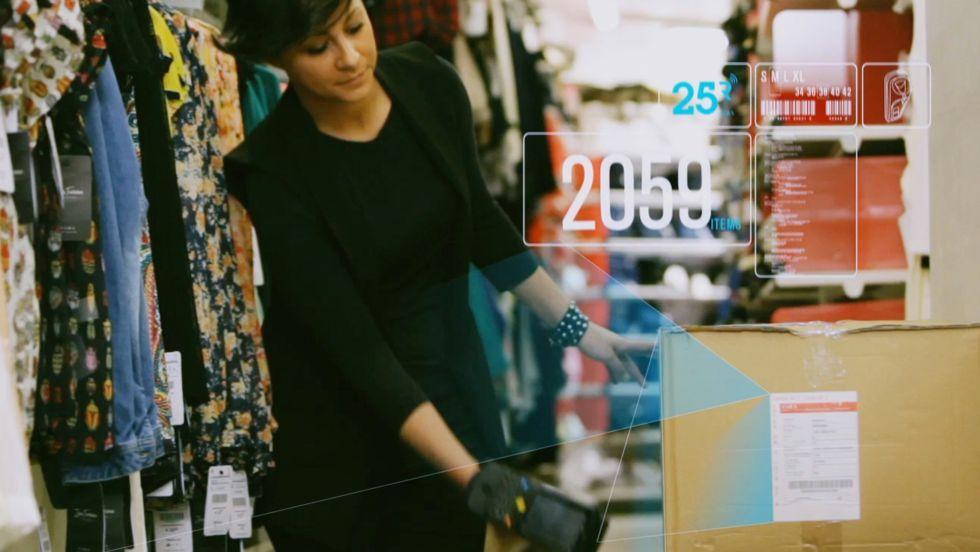 003cba069b1 La cadena de ropa de Inditex incluye en sus dispositivos tecnología RFID  que le permite seguir el recorrido de cada una de las prendas hasta su venta
