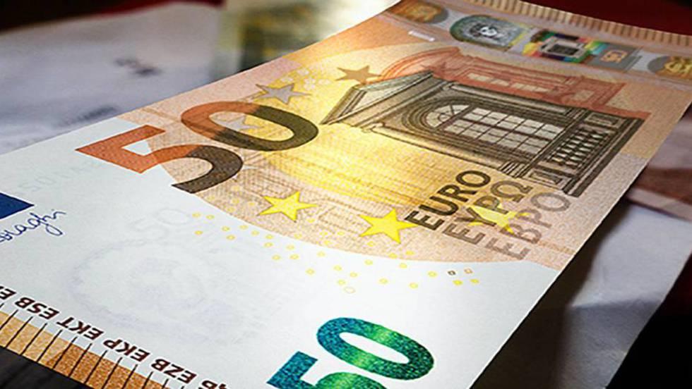 El BCE presenta el nuevo billete de 50 euros que circulará a partir ...