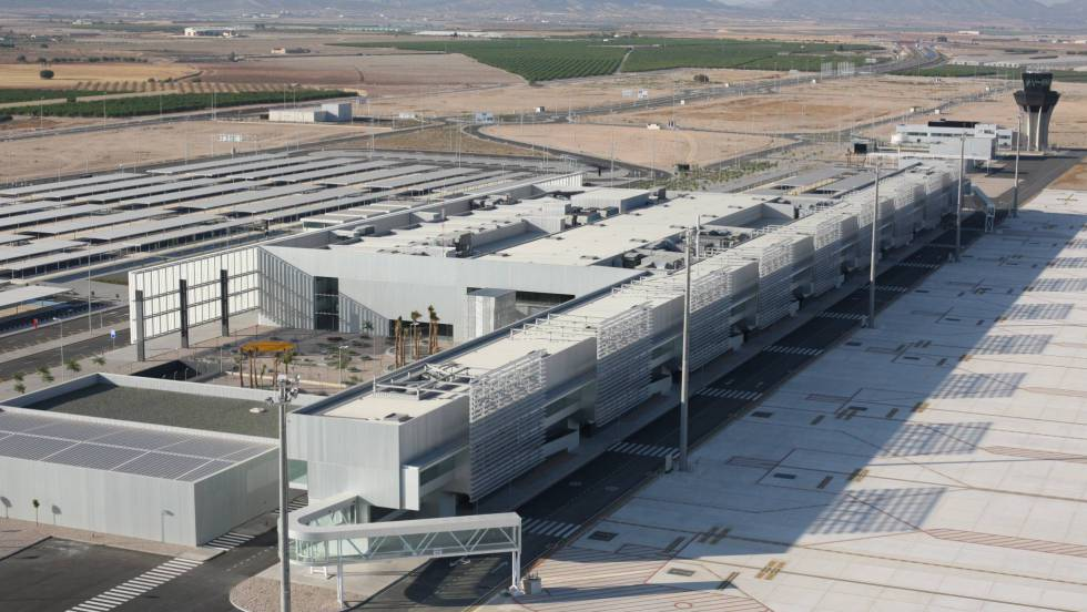 Murcia Corvera Nemzetközi Repülőtér