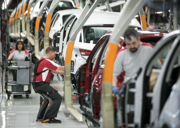 El reto de las fábricas de coches en España