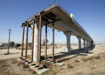 Trump amenaza a California con cancelar fondos del tren AVE en el que participan empresas españolas