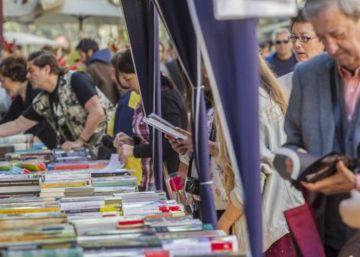 Un Día del Libro con un horizonte más claro para los autores