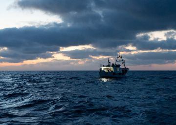 La flota española vuelve a faenar en el caladero marroquí