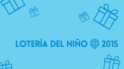 Lotería del Niño 2015 en EL PAÍS