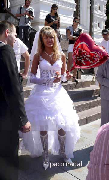 mi gran boda rusa | blog paco nadal | el paÍs