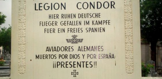 Germany agrees to remove Nazi symbols from Madrid cemetery   In