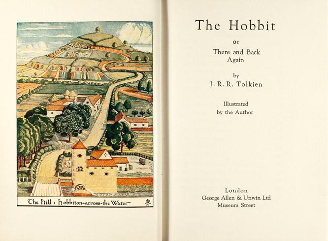 Viaje a el origen del Universo Tolkien