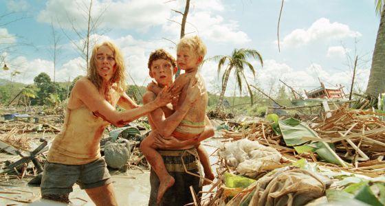 impossible Tsunami movie