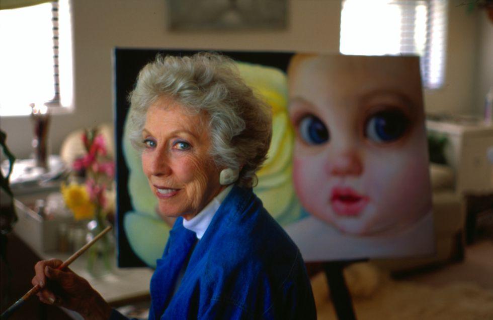 El Infierno De La Artista Que Iluminó A Tim Burton El País Semanal