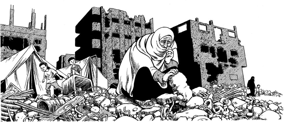 Resultado de imagen de Gorazde comic