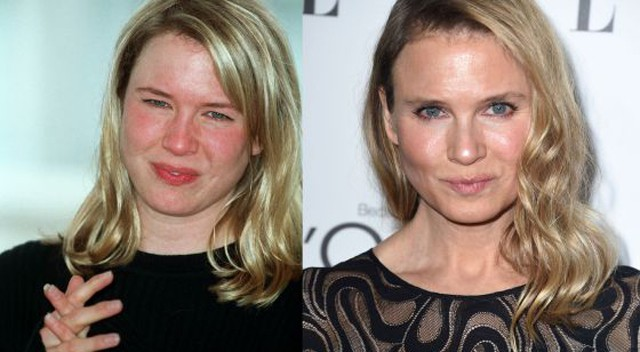 Bridget jones antes y despues de adelgazar